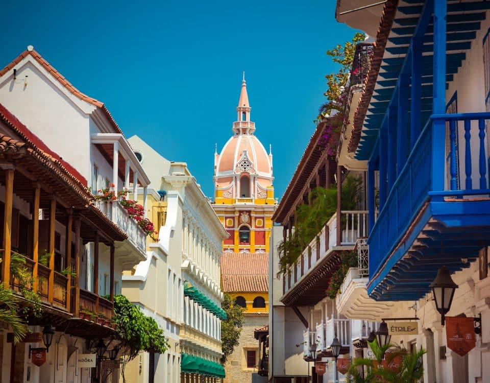 TOP 10 passeios em Cartagena – Colômbia