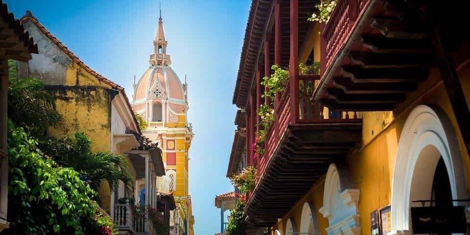 Onde se Hospedar Barato em Cartagena – Colômbia